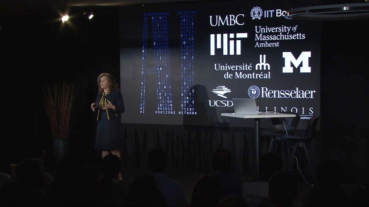AI Horizons Network Welcome Address | Lisa Amini