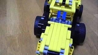 Lego Technic Truck 8264 Alternative 3