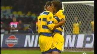1999 May 12 Parma Italy 3 Olympique Marseille France 0 UEFA Cup
