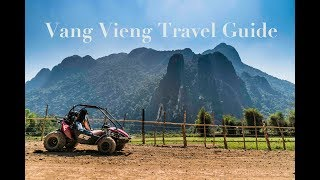 What to do in Laos , Vang Vieng/ Travel Guide