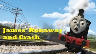Thomas and Friends: The Adventure Begins - James