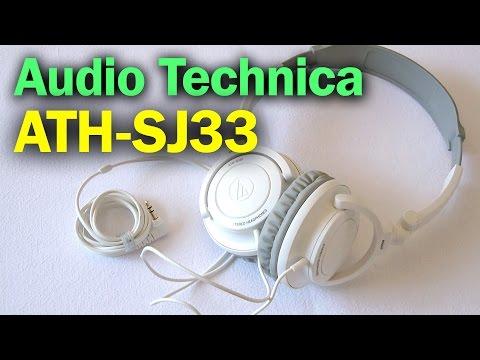 Audio Technica ATH-SJ33