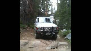 Land Cruiser Fj60 Slick Rock Ii