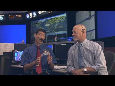 New Jersey Students Speak With Astronaut Mario Runco
