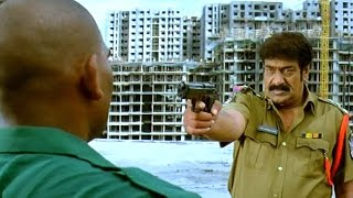 All The Best Movie Comedy Scenes - Nippu Puli Paapa Jabardast Comedy Scene - Raghu Babu