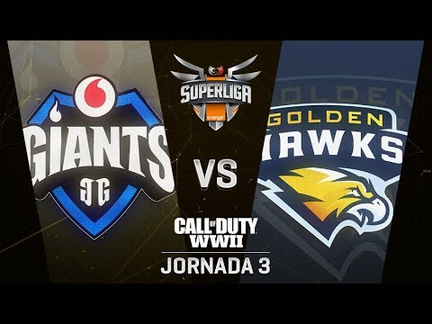 VODAFONE GIANTS vs GOLDEN HAWKS - SUPERLIGA ORANGE - #SUPERLIGAORANGECOD3