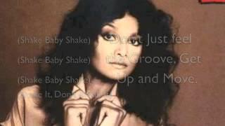 La Toya Jackson - If You Feel The Funk (w/ Lyrics)