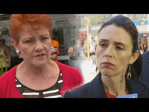 Pauline Hanson and the Manus Island Refugees