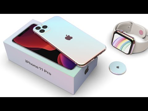 iPhone 11 Pro, 2020 iPhone SE 2 & Apple Watch 5 Leaks!