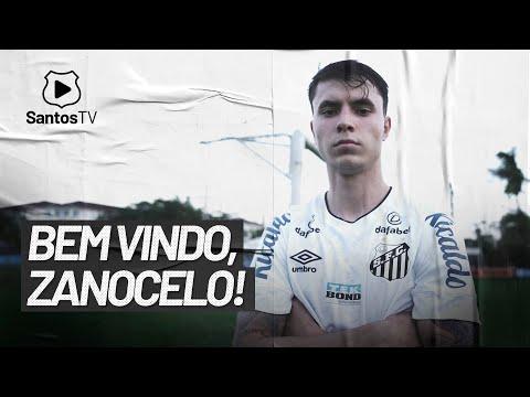 VINICIUS ZANOCELO É O NOVO REFORÇO DO SANTOS FC!