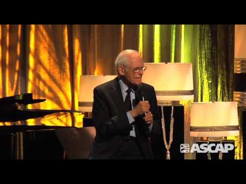 """Alan Bergman - """"The Way We Were"""" at 2013 ASCAP Film & TV Music Awards"""