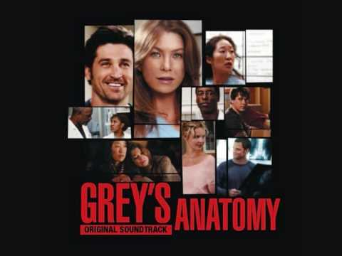 Ruby Blue-Róisín Murphy  - (Grey's Anatomy Soundtrack Volume 1)