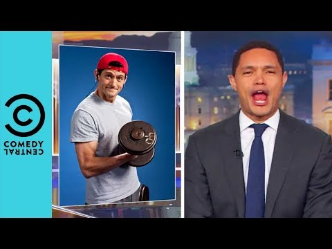 Paul Ryan Calls It Quits | The Daily Show With Trevor Noah
