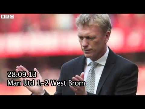 David Moyes SACKED from Man U