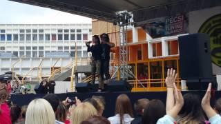 Ámokfutók - A Hold dala 2015.08.20 Pécs Kertváros
