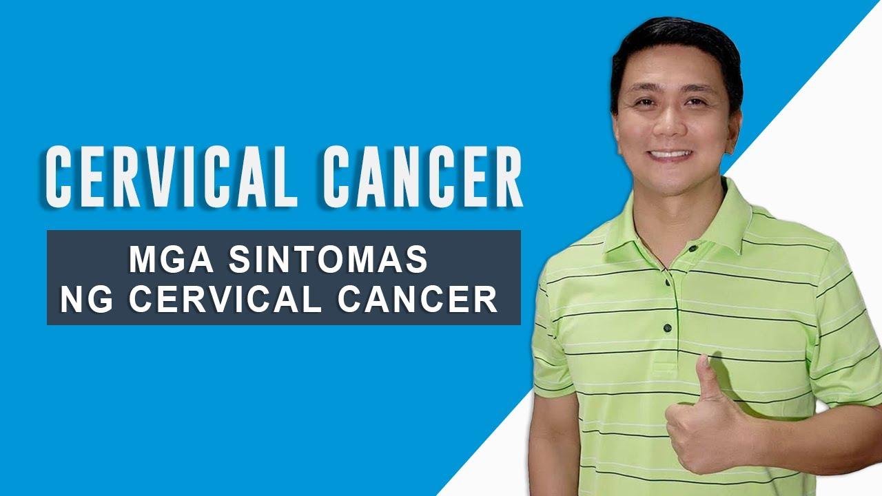 Ano Ang Mga Sintomas Ng Cervical Cancer Youtube