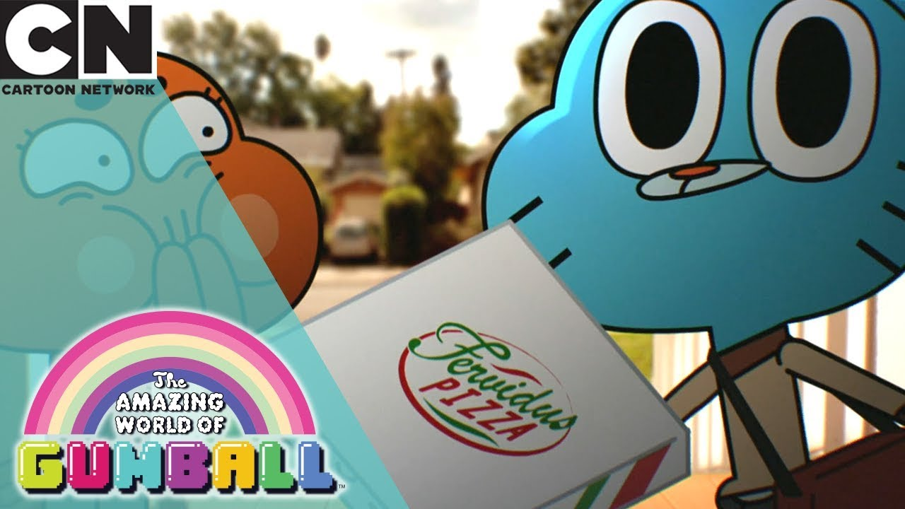The Amazing World of Gumball | The Worst Pizza Delivery Duo | Cartoon  Network