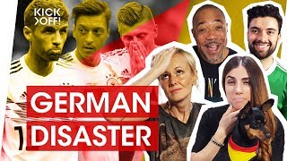 Will Germany Survive? Last Chance: Sweden! | The World Cup Show #2