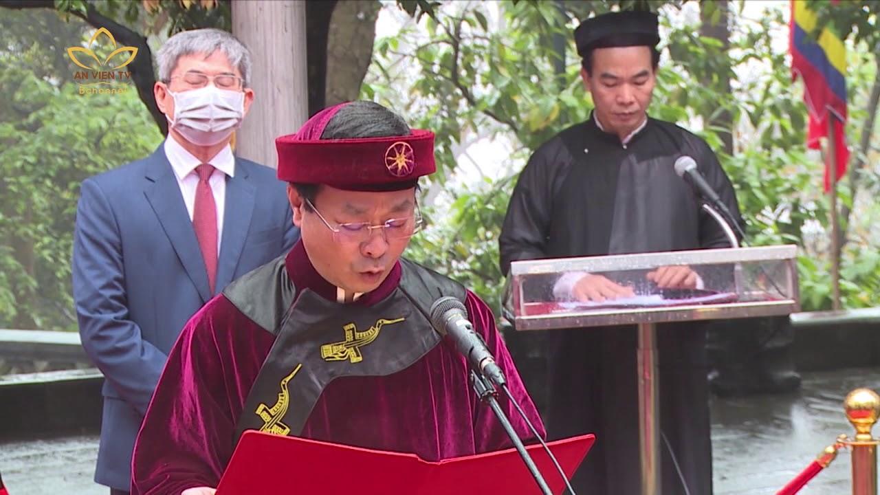 Giỗ tổ  Hùng Vương 2020: Cả dân tộc hướng về nguồn cội | An Viên 24h