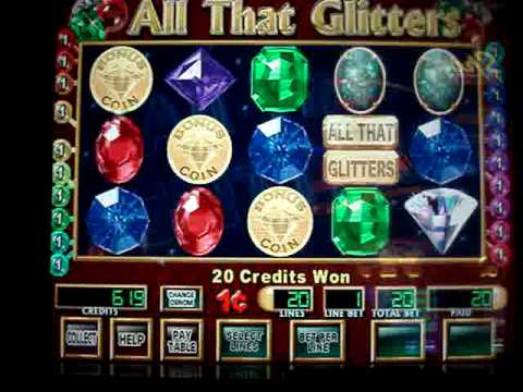 All That Glitters Slot