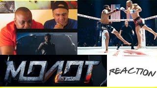 МОЛОТ  (2016) Trailer Reaction - Dex & Mike