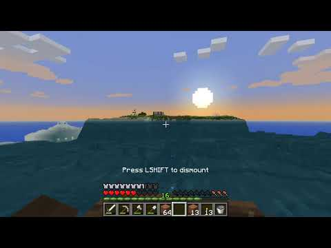 Cae Streams survival Minecraft Day Two VOD Charles V. 3.9!