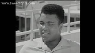 Muhammad ALI fights Henry Cooper a second time KNOCK OUT via TKO