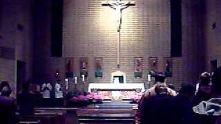 Saint Matthew Cathedral - Part 1. Catholic Mass ~ South Bend, Indiana USA