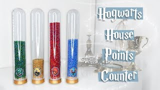 HARRY POTTER DIY | Hogwarts House Points Counter | Cherry Wallis