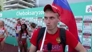 Даниил Цыплаков. Командный Чемпионат Европы по легкой атлетике 2015