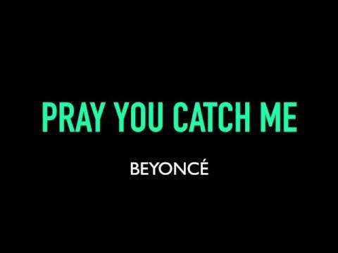 Beyoncé - Pray You Catch Me Karaoke Instrumental Lyrics On Screen LEMONADE