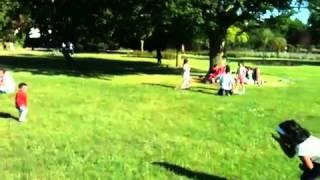 Disha lasya playin in lampton park Thumbnail