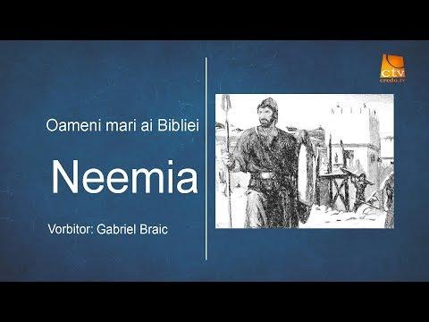 Gabriel Braic - Neemia - Școala de Lideri Creștini