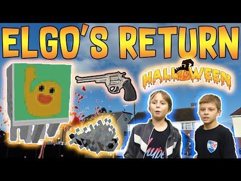 ELGO'S RETURN! | Halloween Special 2017