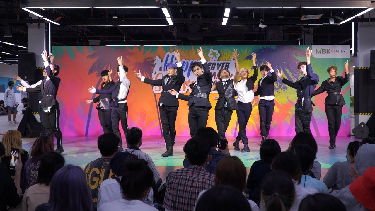 Download 210328 BLMz cover THE BOYZ - The Stealer @ MBK Cover Dance 2021 (Audition)