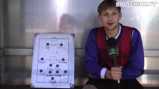 Die Traumelf von Aurelio Hack (Tennis Borussia Berlin II)   SPREEKICK.TV