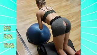 Funny Videos | People Who Tried, but FAILED with Gym Workout | Funniest Fails Compilation 2020