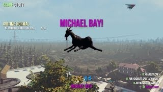 Goat Simulator - PC Gameplay