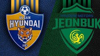 [K League 2020 - J9] Ulsan - Jeonbuk