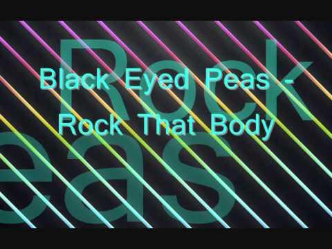 Black Eyed Peas - Rock That Body (Lyrics/Songtext)