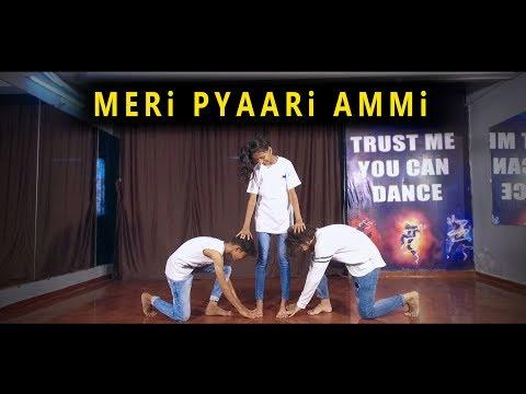Meri Pyaari Ammi - Secret Superstar | Mother's Day Special Dance | Vicky Patel Choreography
