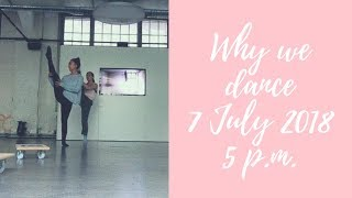 Why we dance - Get ready!