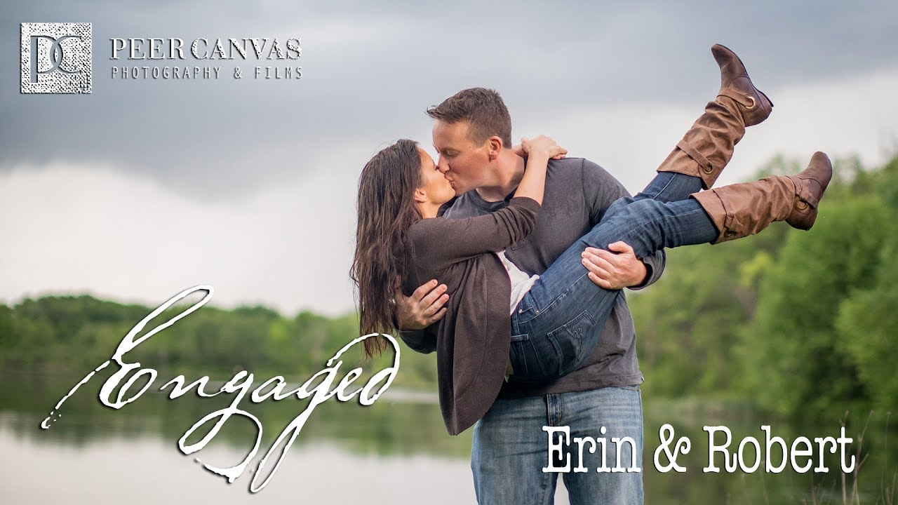 Beckman Mill Engagement Erin and Robert by Peer Canvas Photography and Films