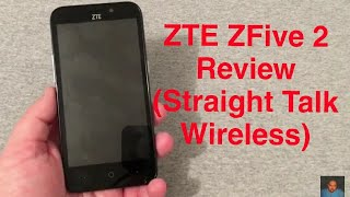 ZTE ZFive 2 Review (Straight Talk) Should You Buy It?