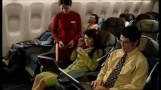Khoang hạng thương gia Vietnam Airlines - Vé máy bay 247.com