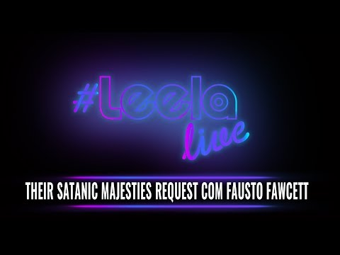 """Their Satanic Majesties Request"" com Fausto Fawcett 