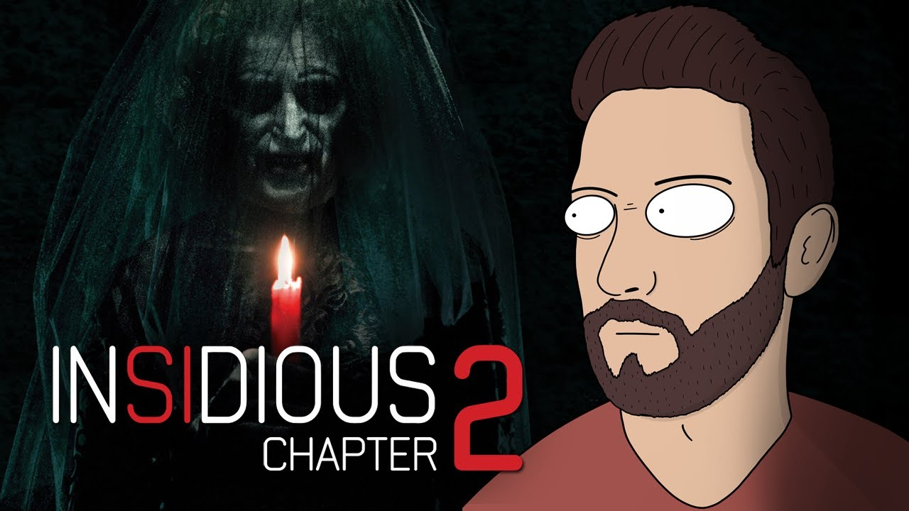 I Watched INSIDIOUS CHAPTER 2 For The First Time! - Horror ...