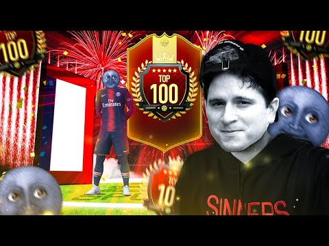FIFA 19: OMG!! MEINE TOP 100 Fut Champions Rewards 🌚🌚🌚