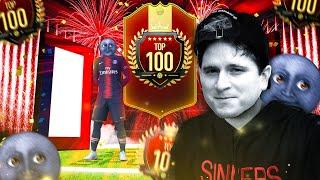 FIFA 19: OMG!! MEINE TOP 100 Fut Champions Rewards 🌚🌚🌚