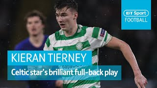 Kieran Tierney - Arsenal's answer at left-back? | Goals, assists, and defending highlights